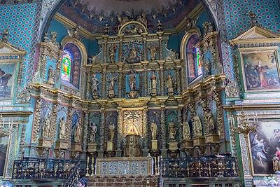 Mardi 25 Juillet 2017 à 18H, église Saint Jean de Luz