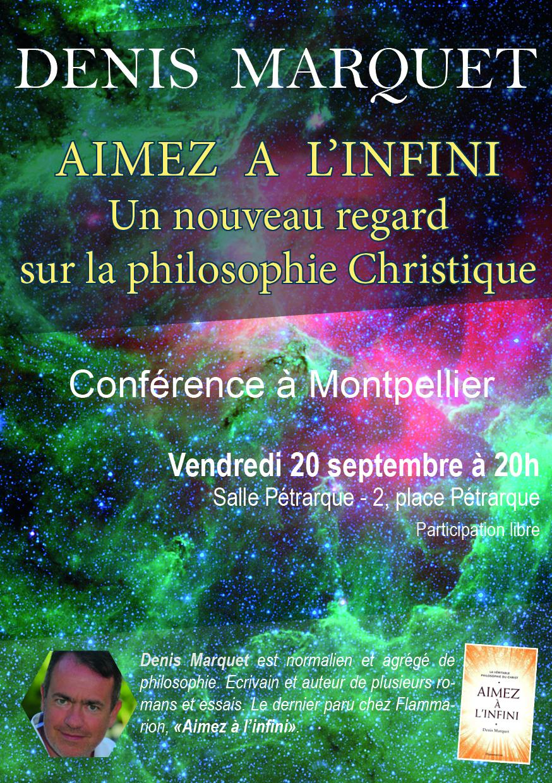 Vendredi 20 septembre à Montpellier à 20h