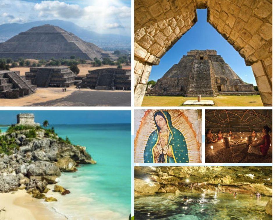 Voyage au Mexique du 2 mars au 13 mars 2021
